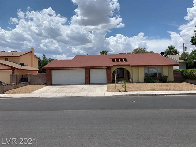 1751 Sandalwood Lane, Las Vegas, NV 89119 (MLS #2308574) :: Lindstrom Radcliffe Group
