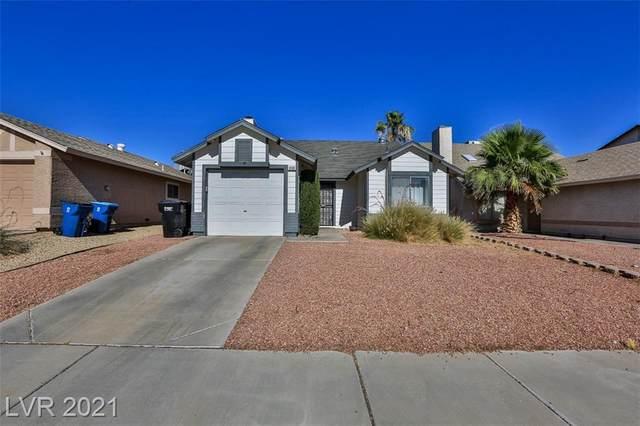806 Schooner Drive, Henderson, NV 89015 (MLS #2308578) :: Custom Fit Real Estate Group