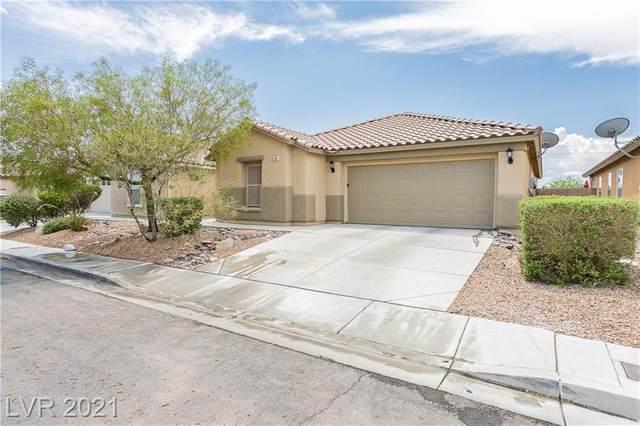 3149 Calamus Pointe Avenue, North Las Vegas, NV 89081 (MLS #2308601) :: Custom Fit Real Estate Group