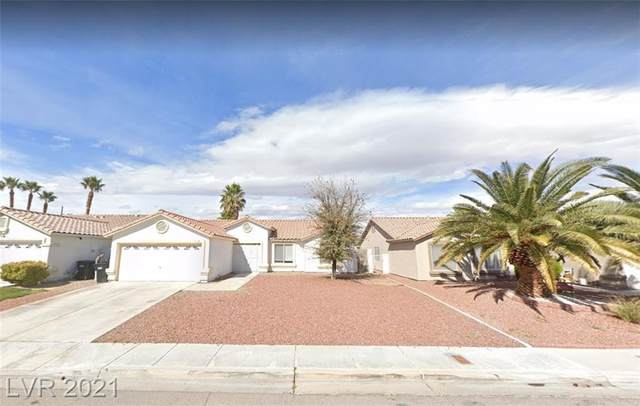118 Queenswreath Drive, North Las Vegas, NV 89031 (MLS #2308604) :: Signature Real Estate Group