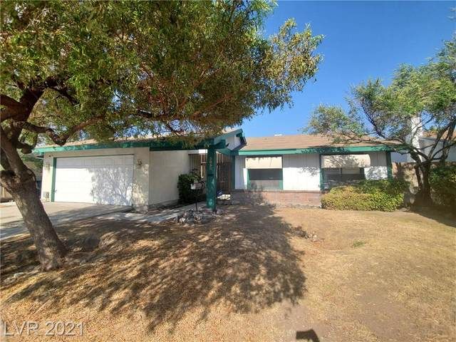 5052 Long View Drive, Las Vegas, NV 89120 (MLS #2308683) :: Keller Williams Realty