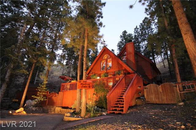348 Edelweiss Place, Mount Charleston, NV 89124 (MLS #2308776) :: Hebert Group | Realty One Group