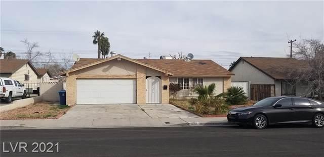 3200 Wilmington Way, Las Vegas, NV 89102 (MLS #2308809) :: Custom Fit Real Estate Group