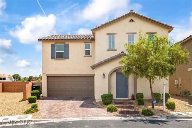 3885 Park Field Drive, Las Vegas, NV 89120 (MLS #2308865) :: Hebert Group | Realty One Group