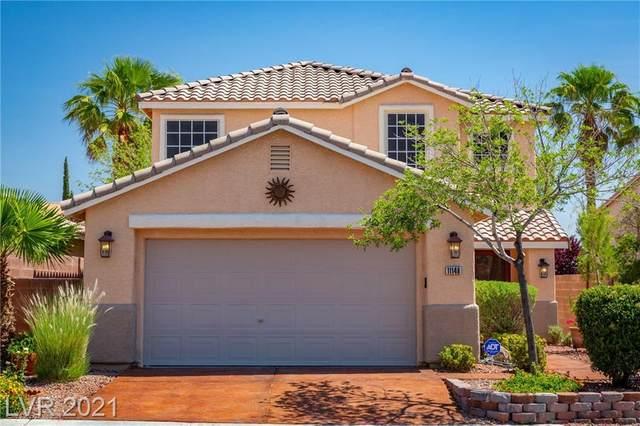 11148 Rose Reflet Place, Las Vegas, NV 89144 (MLS #2308869) :: Lindstrom Radcliffe Group