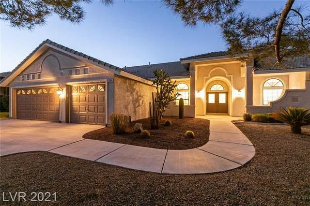 5304 Lochmor Avenue, Las Vegas, NV 89130 (MLS #2308932) :: Custom Fit Real Estate Group