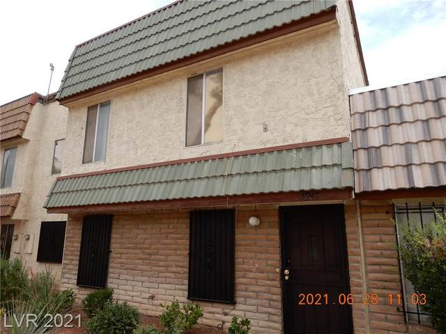 3947 Visby Lane, Las Vegas, NV 89119 (MLS #2308938) :: Keller Williams Realty