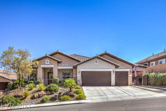 855 Da Vinci Cove, Boulder City, NV 89005 (MLS #2308973) :: Custom Fit Real Estate Group