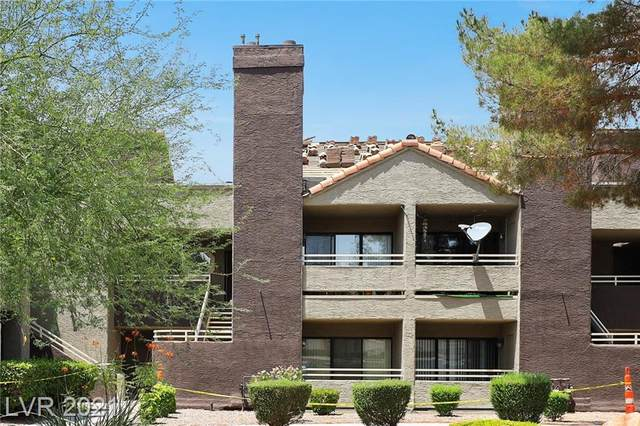 5038 S Rainbow Boulevard #203, Las Vegas, NV 89118 (MLS #2308988) :: The Chris Binney Group | eXp Realty