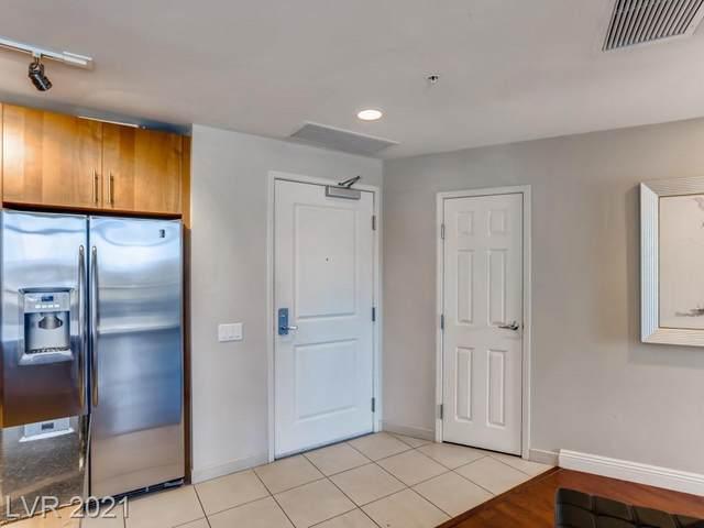 200 W Sahara Avenue #2404, Las Vegas, NV 89102 (MLS #2309006) :: The Chris Binney Group   eXp Realty