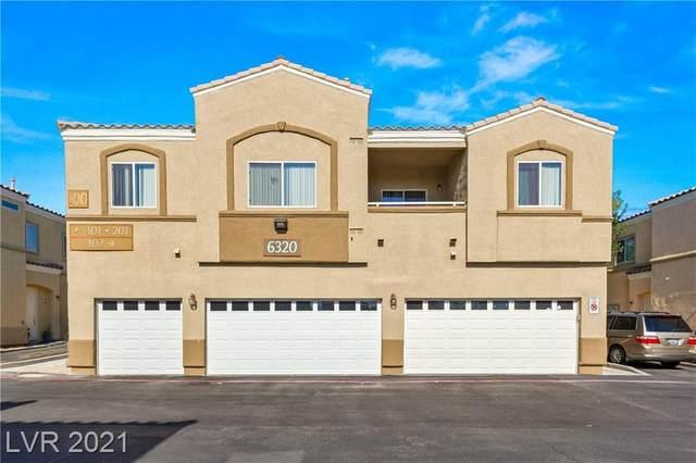 6320 Desert Leaf Street #101, North Las Vegas, NV 89081 (MLS #2309016) :: ERA Brokers Consolidated / Sherman Group
