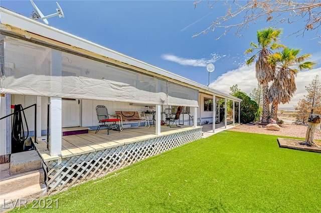 740 Liston Avenue, Logandale, NV 89021 (MLS #2309030) :: Custom Fit Real Estate Group