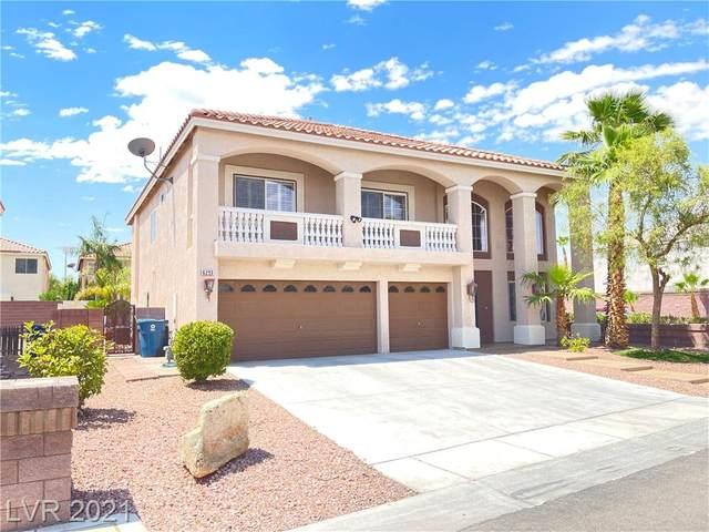 6293 Isabel Cove Avenue, Las Vegas, NV 89139 (MLS #2309042) :: Custom Fit Real Estate Group