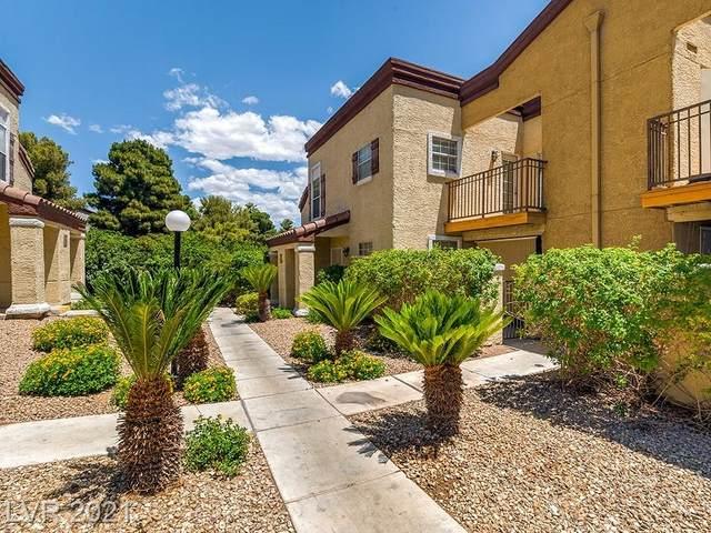 2801 N Rainbow Boulevard #227, Las Vegas, NV 89108 (MLS #2309046) :: Custom Fit Real Estate Group