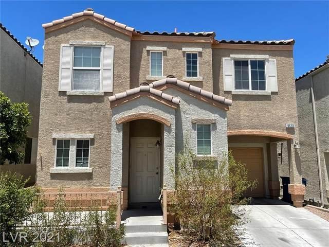 9120 Tailor Made Avenue, Las Vegas, NV 89149 (MLS #2309088) :: Keller Williams Realty