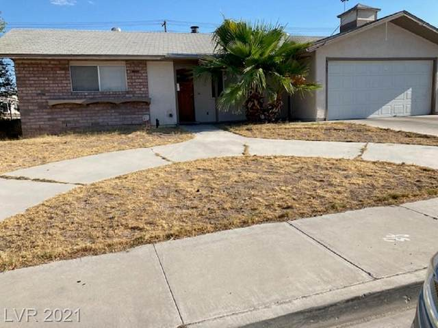 6509 Mecham Avenue, Las Vegas, NV 89107 (MLS #2309102) :: Custom Fit Real Estate Group