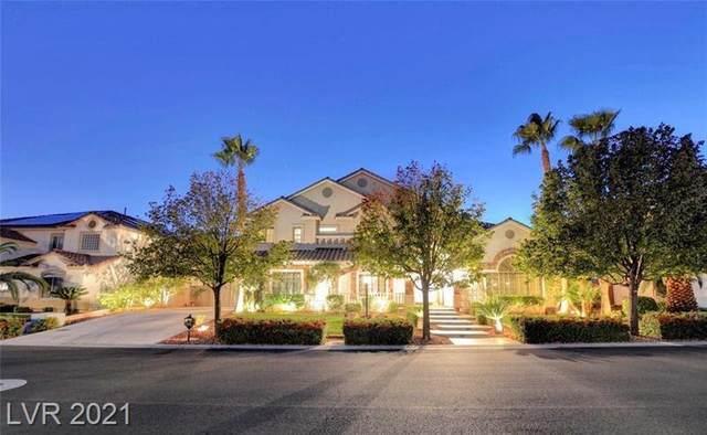 7351 Bachelors Button Drive, Las Vegas, NV 89131 (MLS #2309138) :: The Chris Binney Group | eXp Realty