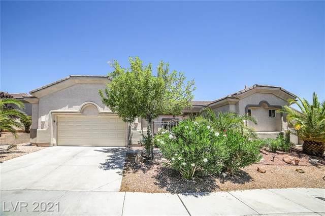 10452 Realm Way, Las Vegas, NV 89135 (MLS #2309142) :: Galindo Group Real Estate