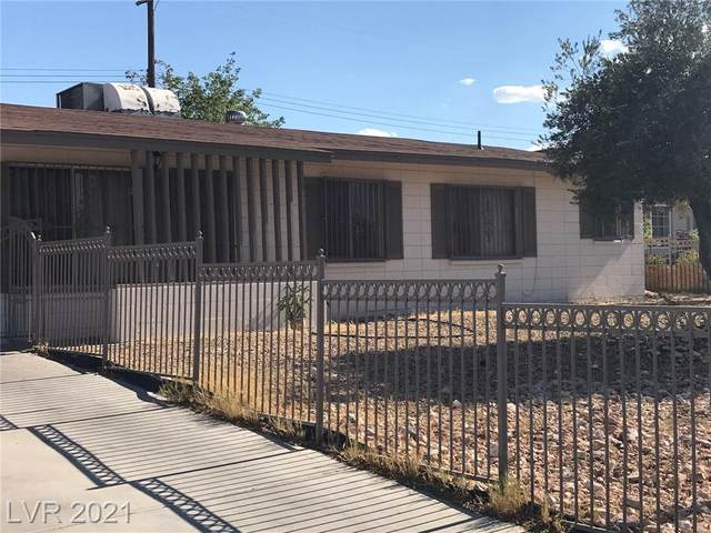 1063 E Hacienda Avenue, Las Vegas, NV 89119 (MLS #2309146) :: Custom Fit Real Estate Group