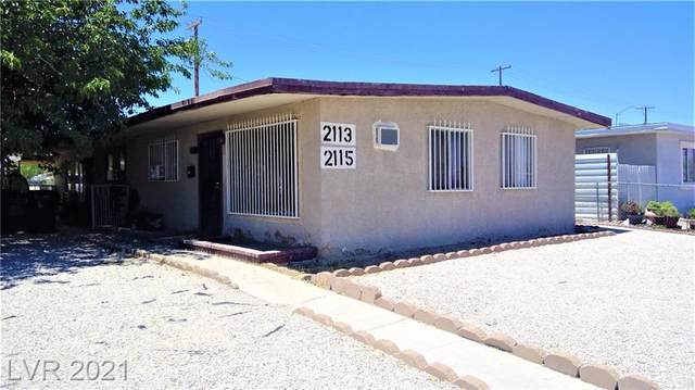 2113 Glider Street, North Las Vegas, NV 89030 (MLS #2309147) :: Custom Fit Real Estate Group