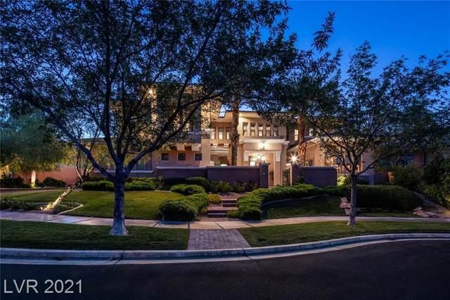 10400 Summit Canyon Drive, Las Vegas, NV 89144 (MLS #2309172) :: Custom Fit Real Estate Group