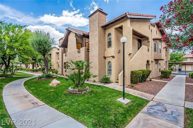 4027 Nook Way C, Las Vegas, NV 89103 (MLS #2309210) :: Signature Real Estate Group