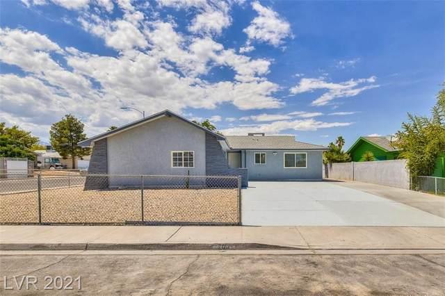 708 Palmhurst Drive, Las Vegas, NV 89145 (MLS #2309246) :: Custom Fit Real Estate Group