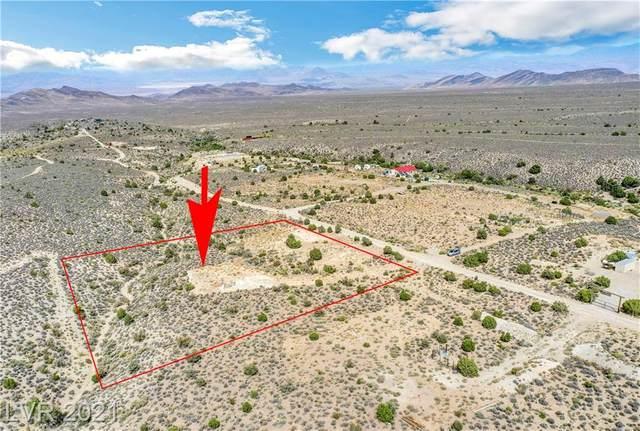 Angeline, Las Vegas, NV 89124 (MLS #2309255) :: Custom Fit Real Estate Group