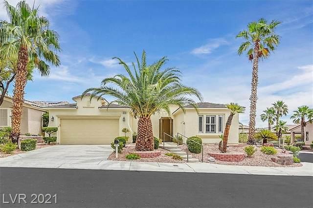 4578 Atlantico Street, Las Vegas, NV 89135 (MLS #2309267) :: The Chris Binney Group   eXp Realty