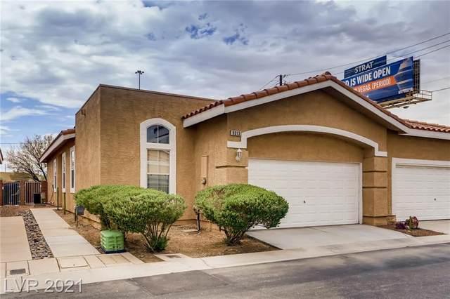 9013 Purple Leaf Street, Las Vegas, NV 89123 (MLS #2309282) :: Custom Fit Real Estate Group
