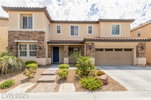 7736 Tortoise Greens Street, Las Vegas, NV 89149 (MLS #2309319) :: Lindstrom Radcliffe Group