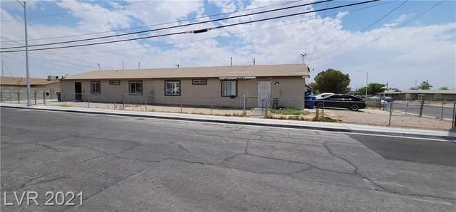 1280 Blankenship Avenue, Las Vegas, NV 89106 (MLS #2309337) :: Lindstrom Radcliffe Group