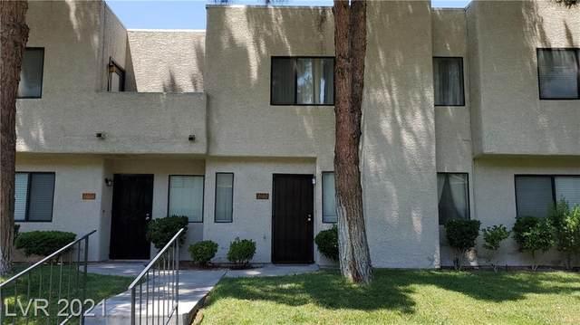2660 Matogroso Lane, Las Vegas, NV 89121 (MLS #2309363) :: Kypreos Team