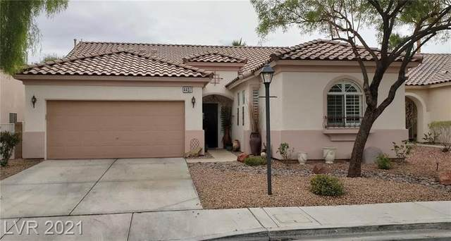 4437 Verdiccio Avenue, Las Vegas, NV 89141 (MLS #2309386) :: The Chris Binney Group | eXp Realty
