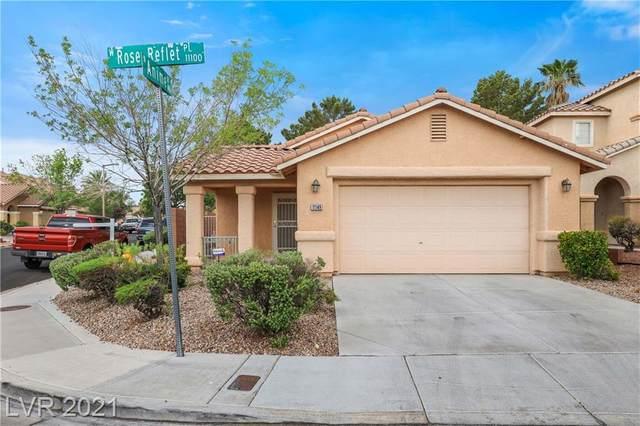 11149 Rose Reflet Place, Las Vegas, NV 89144 (MLS #2309398) :: Lindstrom Radcliffe Group