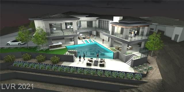 9 Oakmont Hills Lane, Las Vegas, NV 89141 (MLS #2309415) :: Vestuto Realty Group