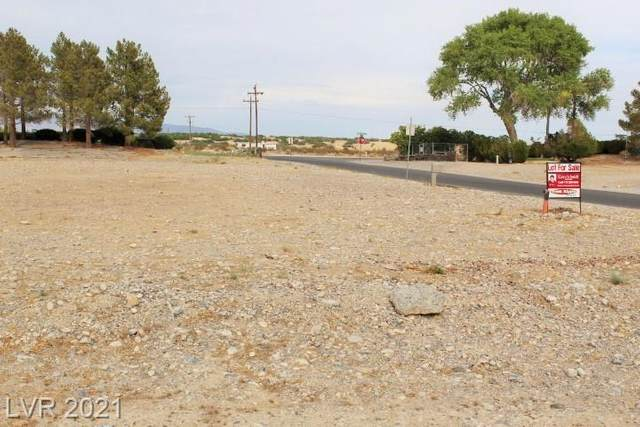 6491 S Willow Tree Court, Pahrump, NV 89061 (MLS #2309419) :: Custom Fit Real Estate Group