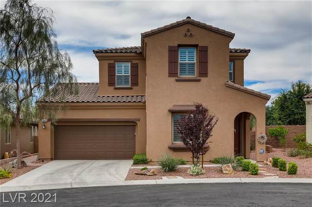 10443 Bush Mountain Avenue, Las Vegas, NV 89166 (MLS #2309450) :: Lindstrom Radcliffe Group