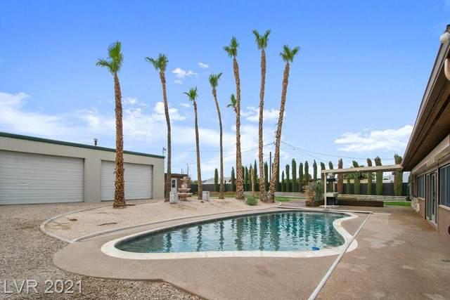 1930 N Michael Way, Las Vegas, NV 89108 (MLS #2309452) :: Custom Fit Real Estate Group