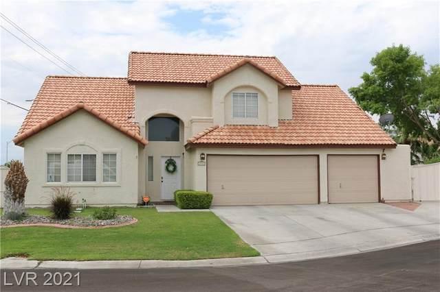 6701 Willow River Court, Las Vegas, NV 89108 (MLS #2309453) :: Signature Real Estate Group