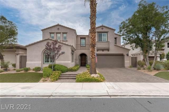2854 Evening Rock Street, Las Vegas, NV 89135 (MLS #2309479) :: Jack Greenberg Group