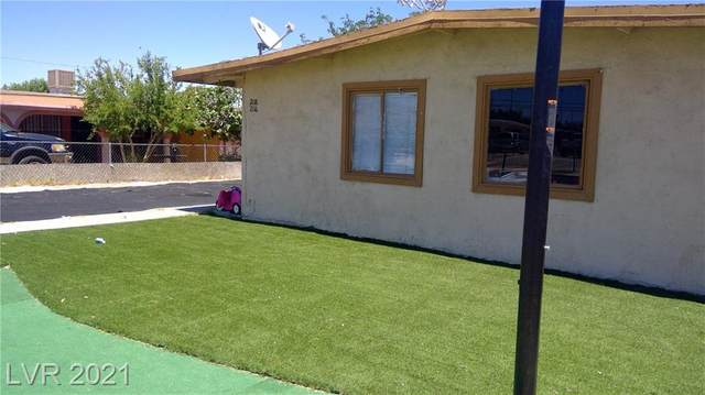 2116 Glider Street, North Las Vegas, NV 89030 (MLS #2309492) :: Custom Fit Real Estate Group
