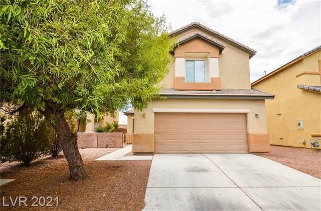 2609 La Mata Street, Las Vegas, NV 89108 (MLS #2309504) :: Signature Real Estate Group