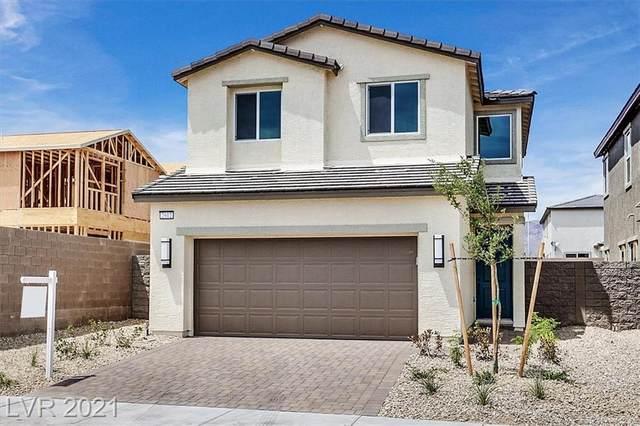 2912 Roaming Palmer Road, North Las Vegas, NV 89086 (MLS #2309541) :: Lindstrom Radcliffe Group