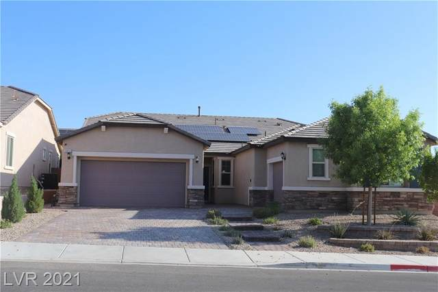 9610 Bruschi Ridge Court, Las Vegas, NV 89149 (MLS #2309558) :: Lindstrom Radcliffe Group