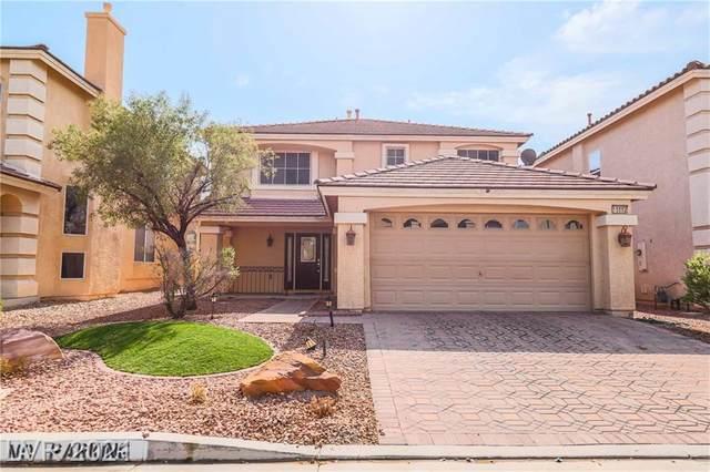 10882 Fishers Island Street, Las Vegas, NV 89141 (MLS #2309564) :: Jeffrey Sabel