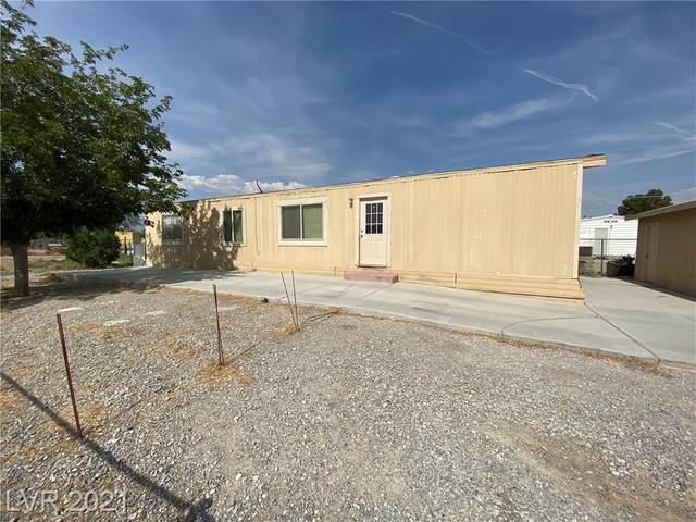 2550 W Retread Road, Pahrump, NV 89048 (MLS #2309593) :: The Chris Binney Group | eXp Realty