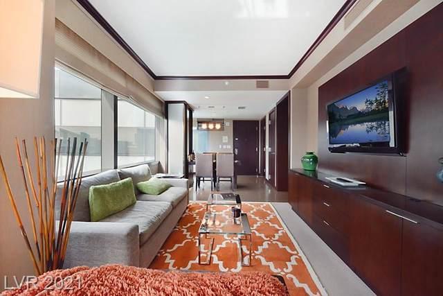 2600 W Harmon Avenue #6047, Las Vegas, NV 89158 (MLS #2309611) :: Custom Fit Real Estate Group