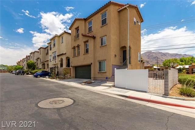 7007 Canary Ivy Way, Las Vegas, NV 89156 (MLS #2309624) :: Custom Fit Real Estate Group