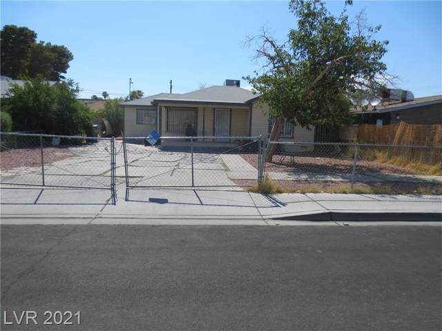 1814 Fairfield Avenue, Las Vegas, NV 89102 (MLS #2309637) :: Custom Fit Real Estate Group
